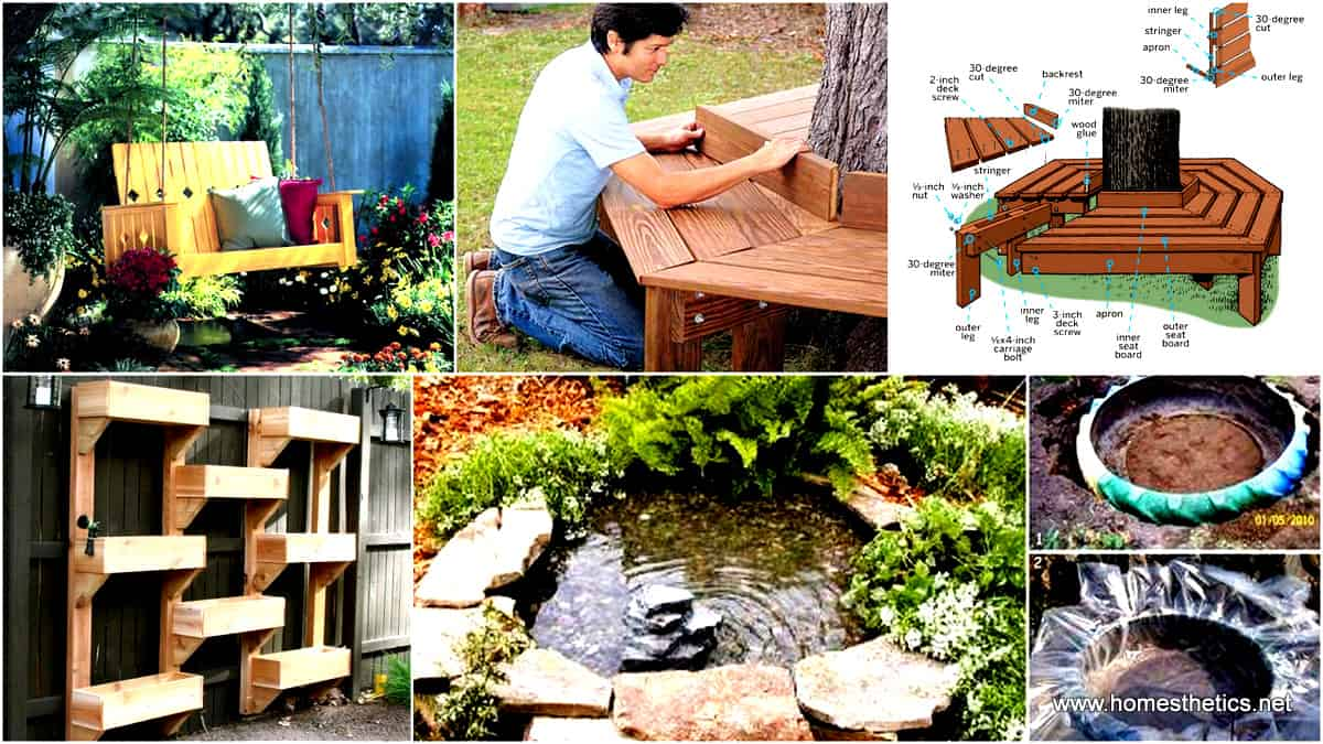Upcycling projects you can do yourself at home diy cozy home how to take your backyard to the next level solutioingenieria Images