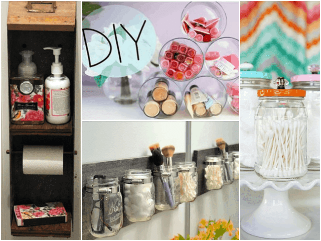 Got A Small Bathroom? Check Out All These Fun DIY ...