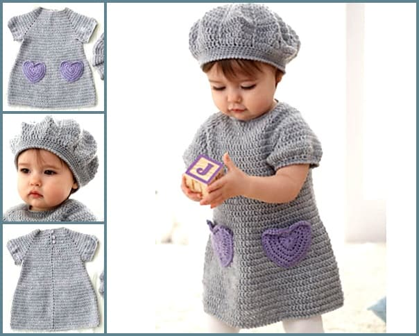 Beehive crochet baby dress and hat pattern diy cozy home crochet dress its word association time my favorite ready pizza cheese game win travel italy coffee tall sugar free vanilla america with steamed dt1010fo