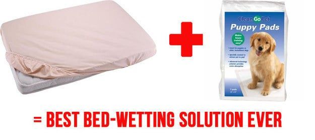 bed wetting solution