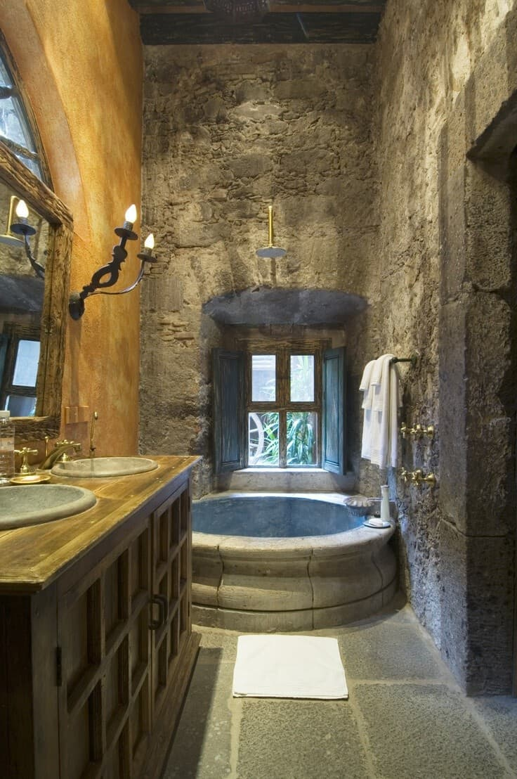 castle shower