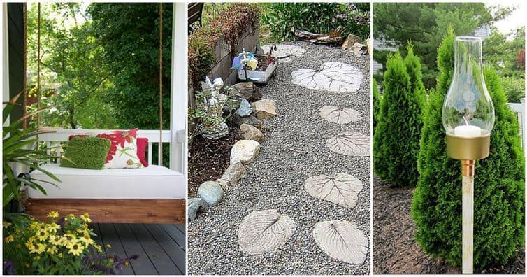diy backyard spring projects