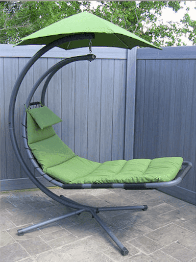 zero gravity hammock chair