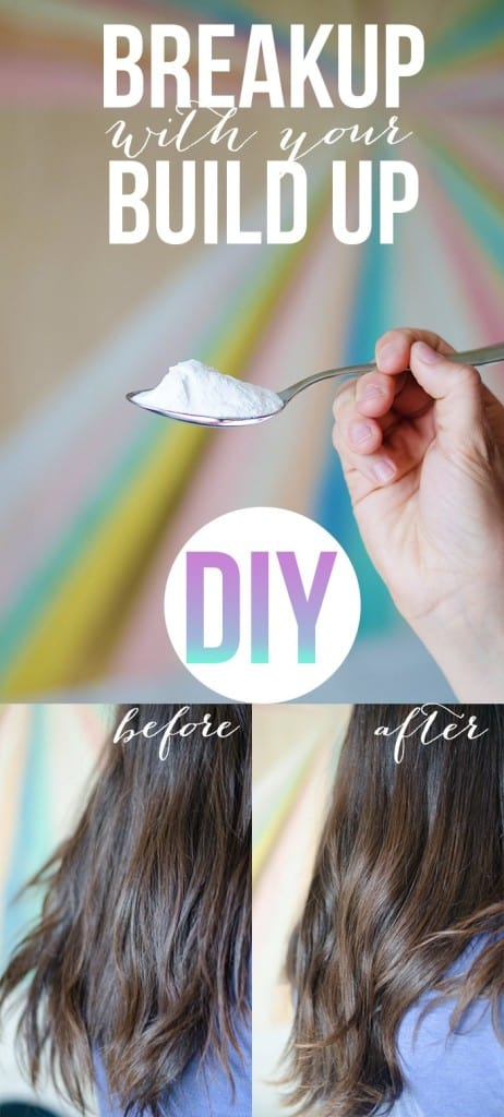 baking soda for healthy hair