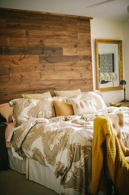 31 unique headboards you can make at home | diy cozy home