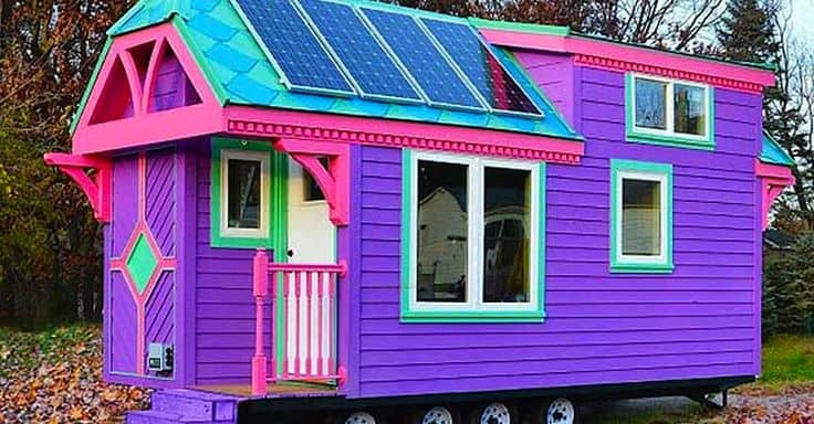Bright Tiny House