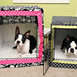 Bumper Pads Pattern For Your Dog Crate
