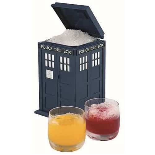 dr who ice container