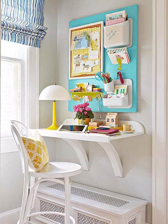 30 unique storage ideas for small spaces Narrow Space Storage