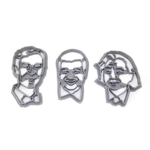 scientists are awesome cookie cutters