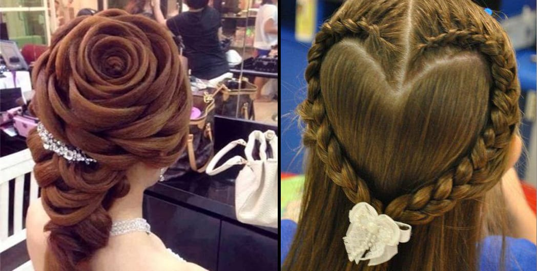 Unique Hair Styles: The Most Unique And Stunning Hairstyles Ever!