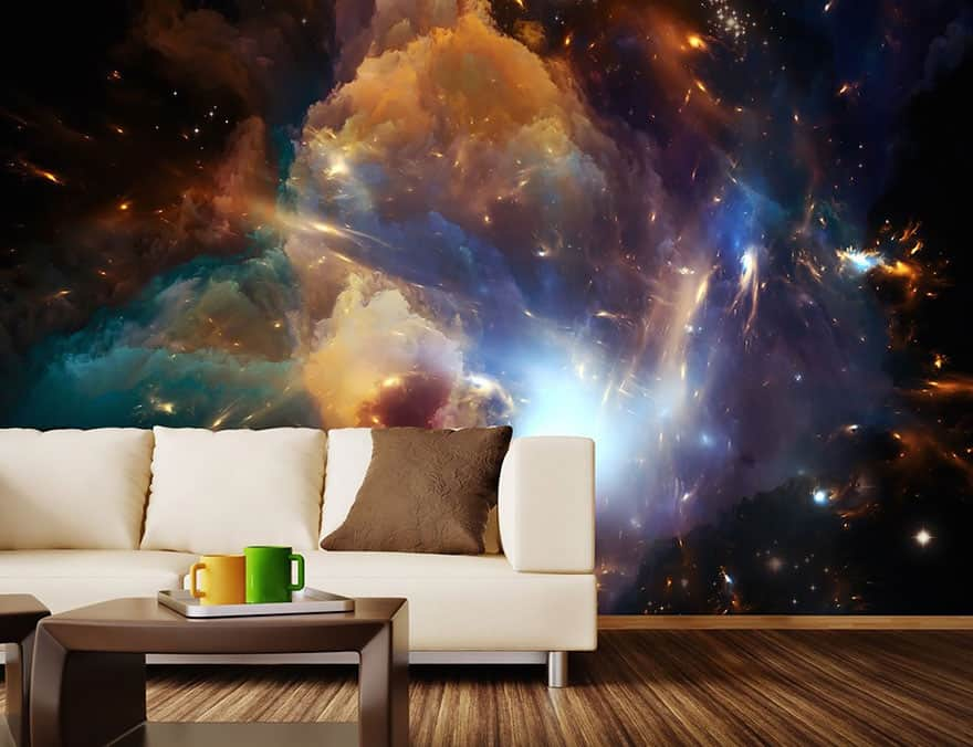 Glow In The Dark Wall Murals 20 Jaw Dropping Design Ideas To Elevate Your  Home To Part 34