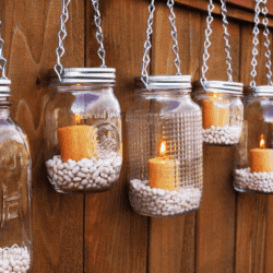 25 Mason Jar Projects That Are Easy And Fun To Do