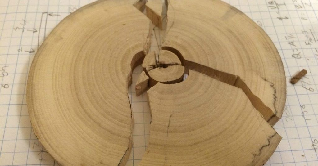 Glow In The Dark Wood watch as these slices of wood get transformed into awesome glow in