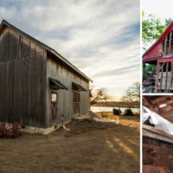 1800s Barn Gets A New Lease On Life As A Beautiful Home