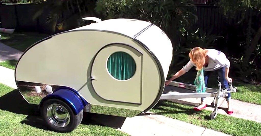 There'S Nothing Retro About This Tiny Camper. Wow! | Diy Cozy Home