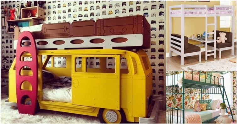 These Bunk Beds Are The Coolest Thing Ever