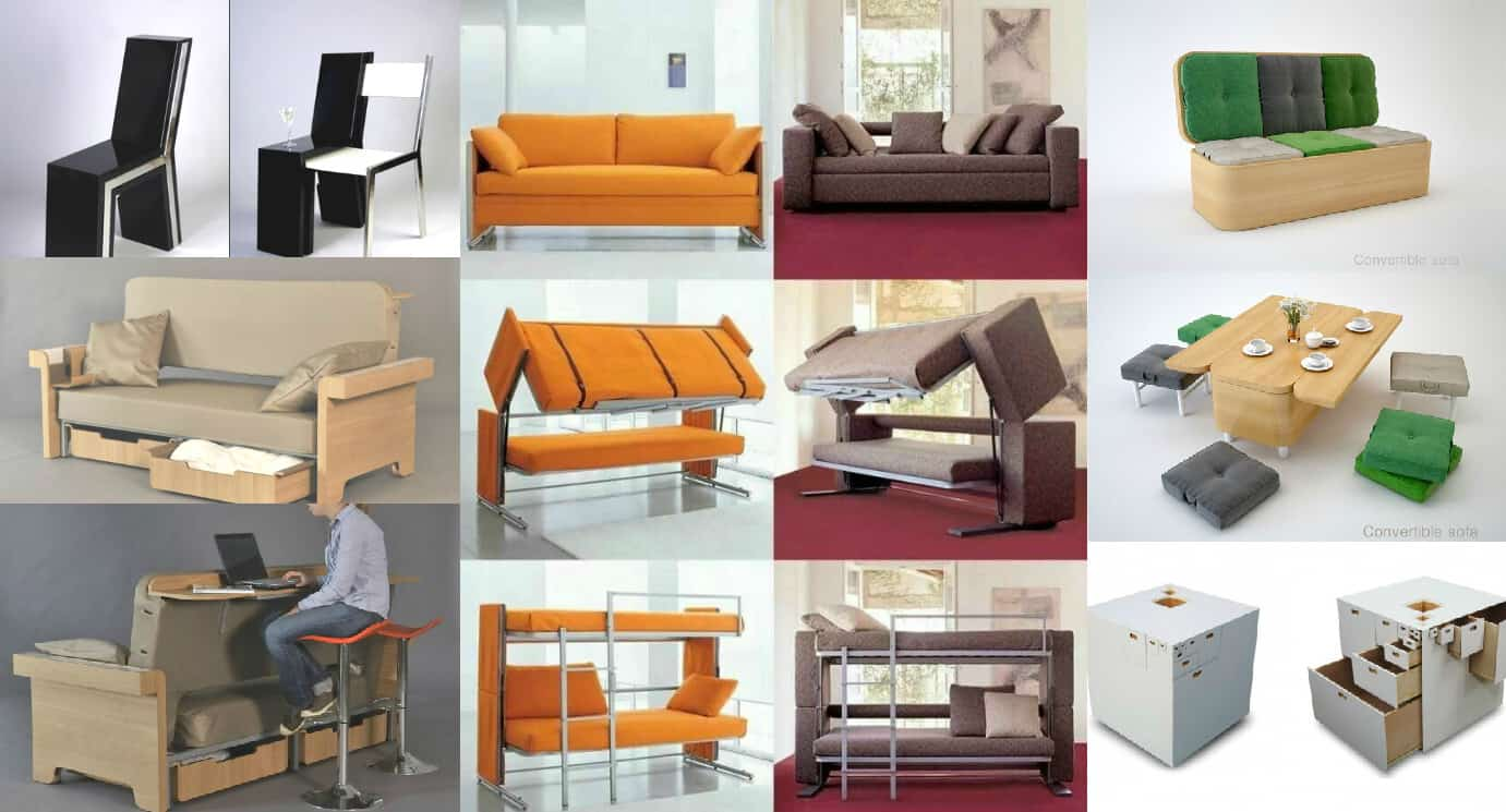 Furniture. These Are Amazing Designs!