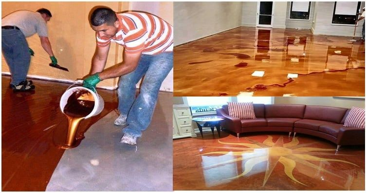 Learn How To Create Stunning Metallic Epoxy Floors