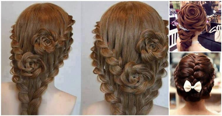 Stunning Hairstyles Fit For A Princess
