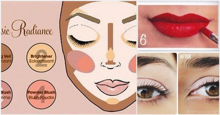 makeup tutorails