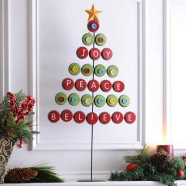 bottlecap-christmas-tree