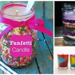 Creative DIY Candles For The Crafter In Your Family
