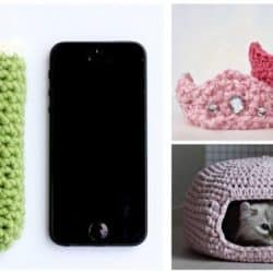 Totally Cute Crochet Projects That Are Fun For The Whole Family