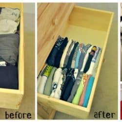Fool-Proof Solutions For Organizing Your Closet And Drawers