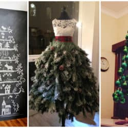 25 Christmas Trees That Branch Away From Anything Traditional