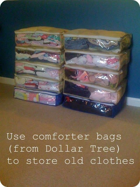 clothes-storage-comforter-bags