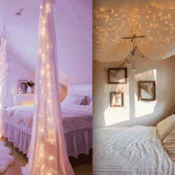 Clever DIY Bed Canopy Ideas To Bring More Whimsy Into Your Life