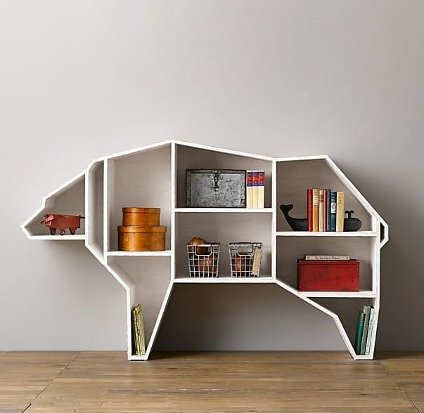 bear-shelf