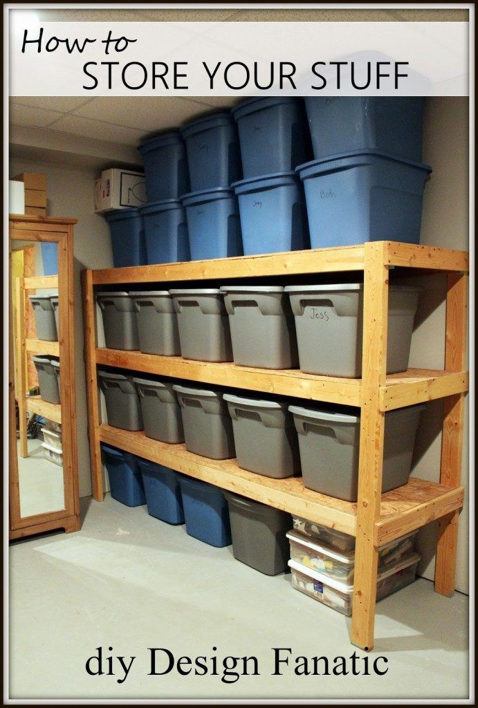 bins-shelves