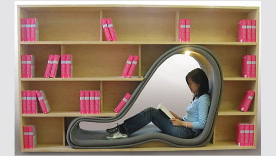 bookshelf-with-sitting-area