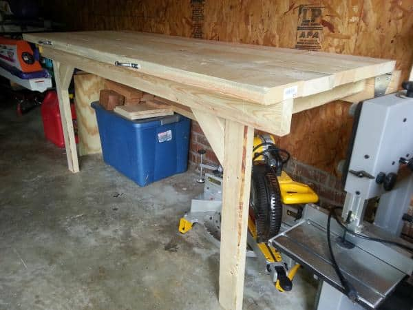 folding-workbench