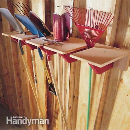 shovel-storage