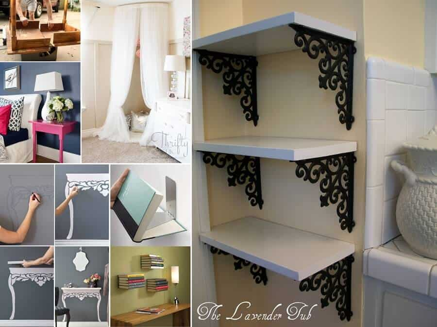 Home Design Ideas Easy: Affordable DIY Decor Ideas