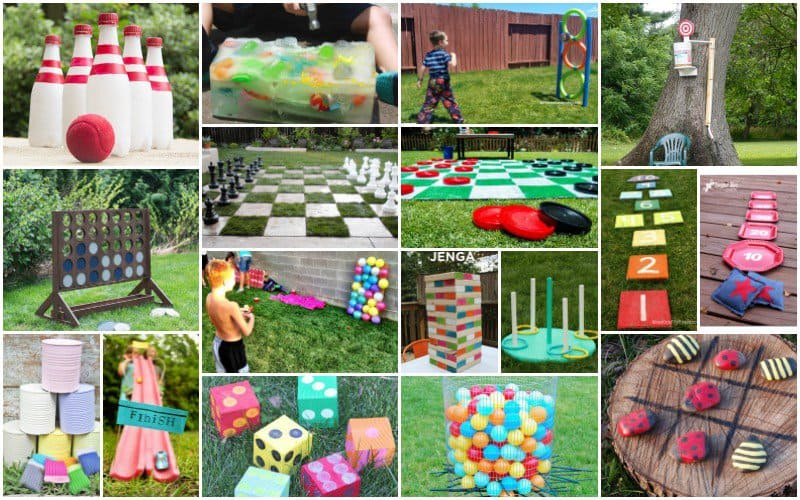 Clever DIY Ideas For Loads Of Backyard Fun This Summer | DIY Cozy Home