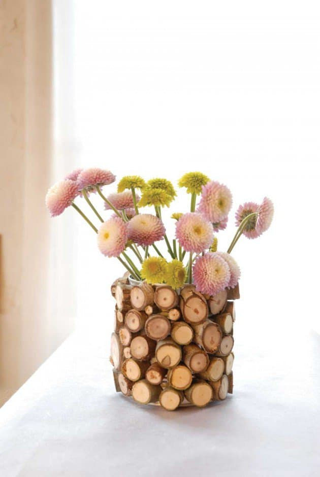 40 Gorgeous DIY Wood Home And Garden Decorations