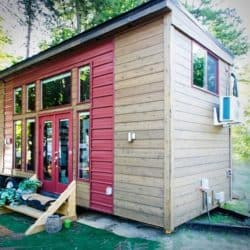 Come Fall In Love With This Tiny Home's Urban Chic Interior