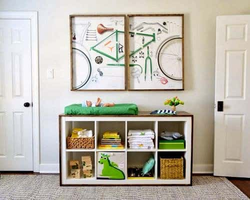 30 Unique Storage Cube Diy Ideas For Around The Home Diy