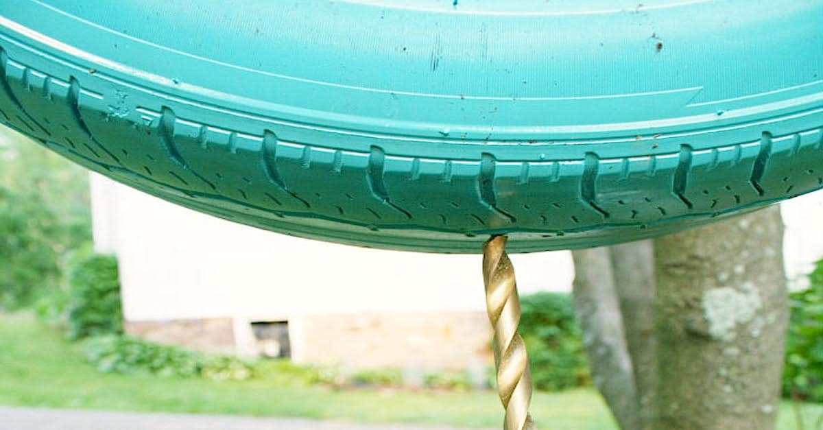 15 Unique and Easy Ways To Recycle Old Tires