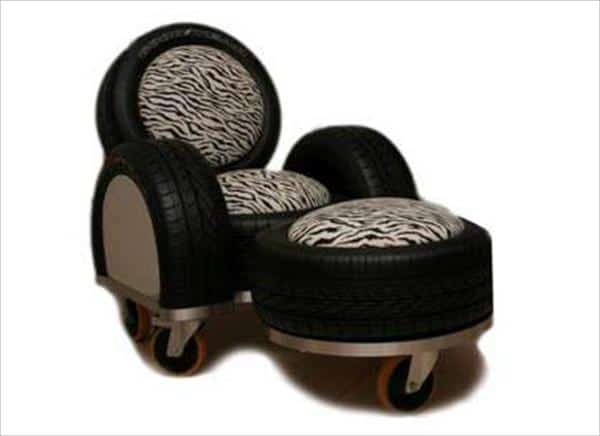 15 Unique And Easy Ways To Recycle Old Tires Diy Cozy Home