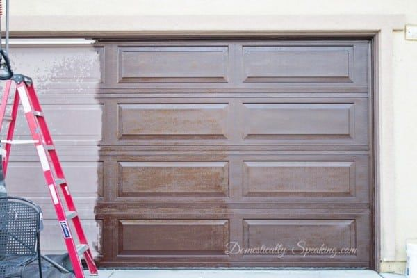30 Affordable DIY Remodeling Ideas That Will Spectacularly ... on Garage Door Painting Ideas  id=63099