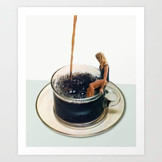 gifts for coffee lovers art-print