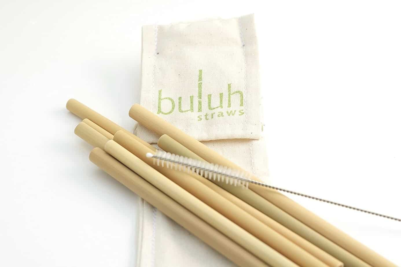 gifts for coffee lovers bamboo straws