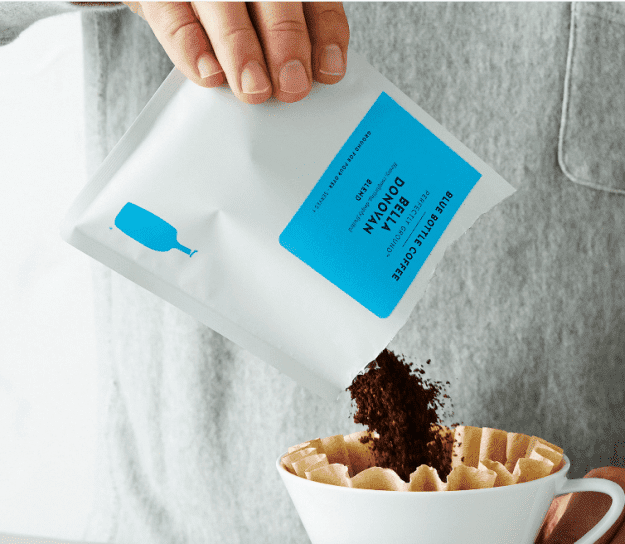 gifts for coffee lovers blue bottle