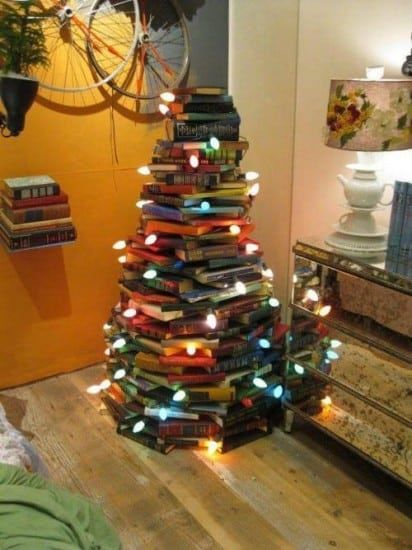 DIY Christmas tree book 2