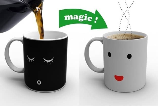 gifts for coffee lovers changing cup